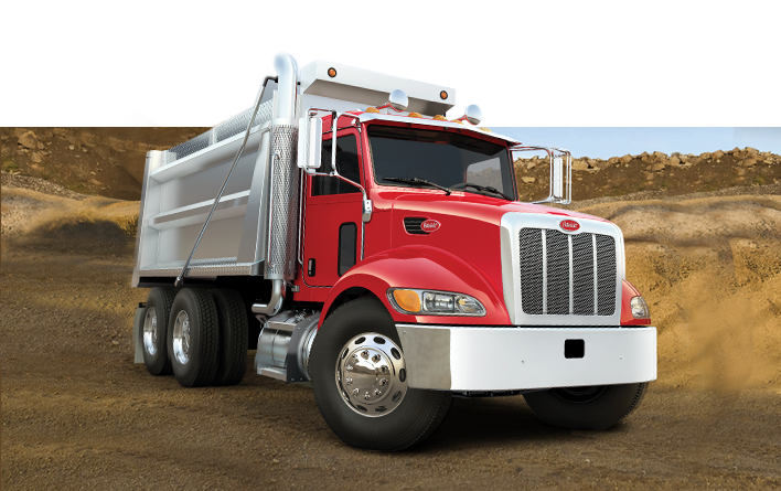 Peterbilt Medium Duty Truck