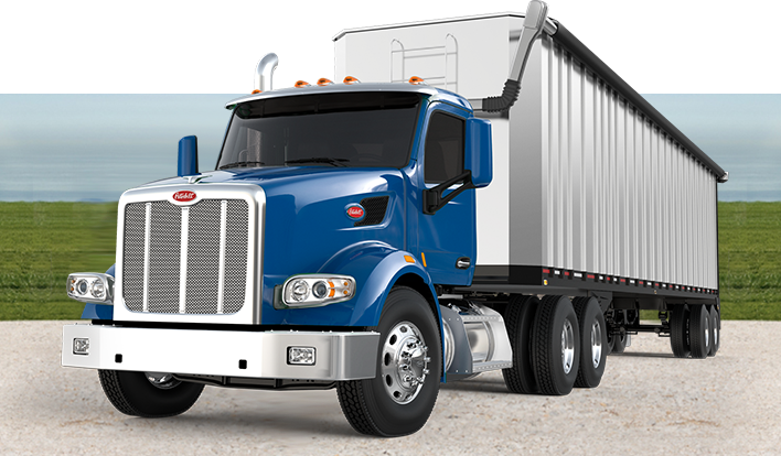A custom-built truck for every task  | Peterbilt
