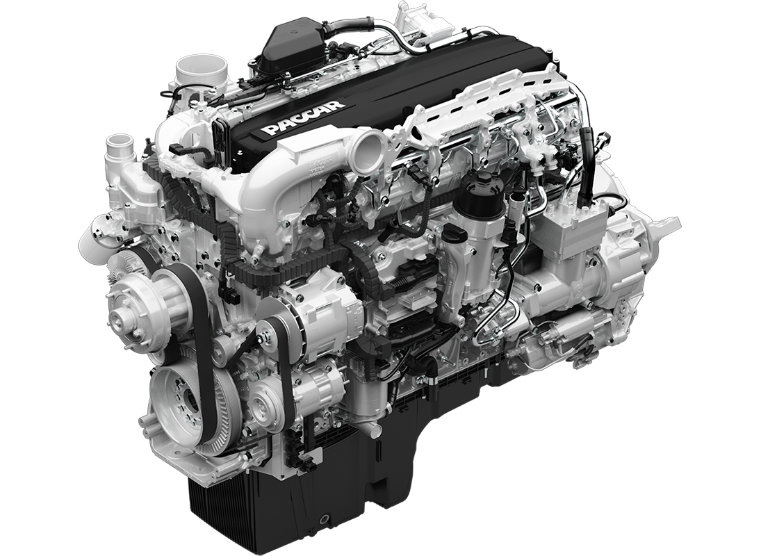 The MX-13 PACCAR Engine