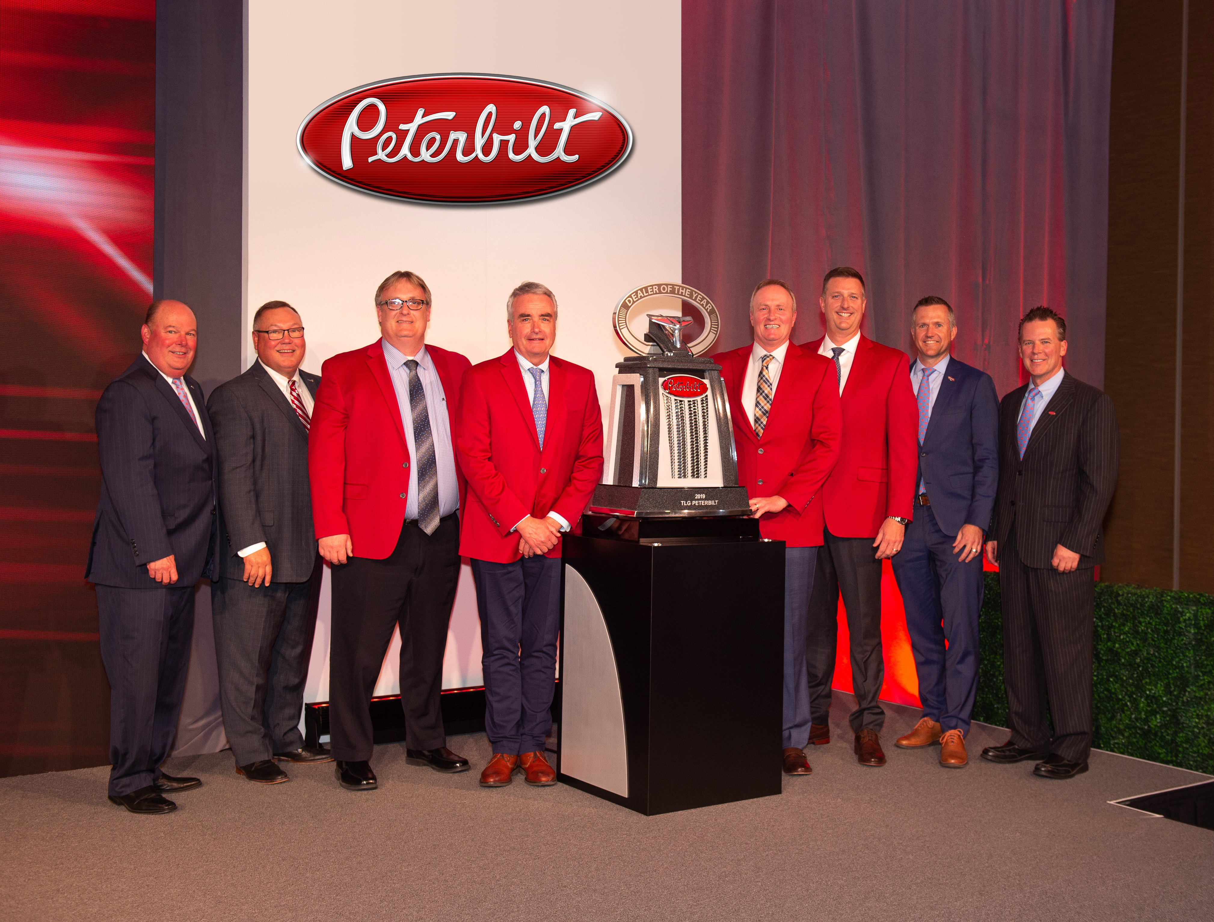 Dealer Group of the Year: TLG Peterbilt