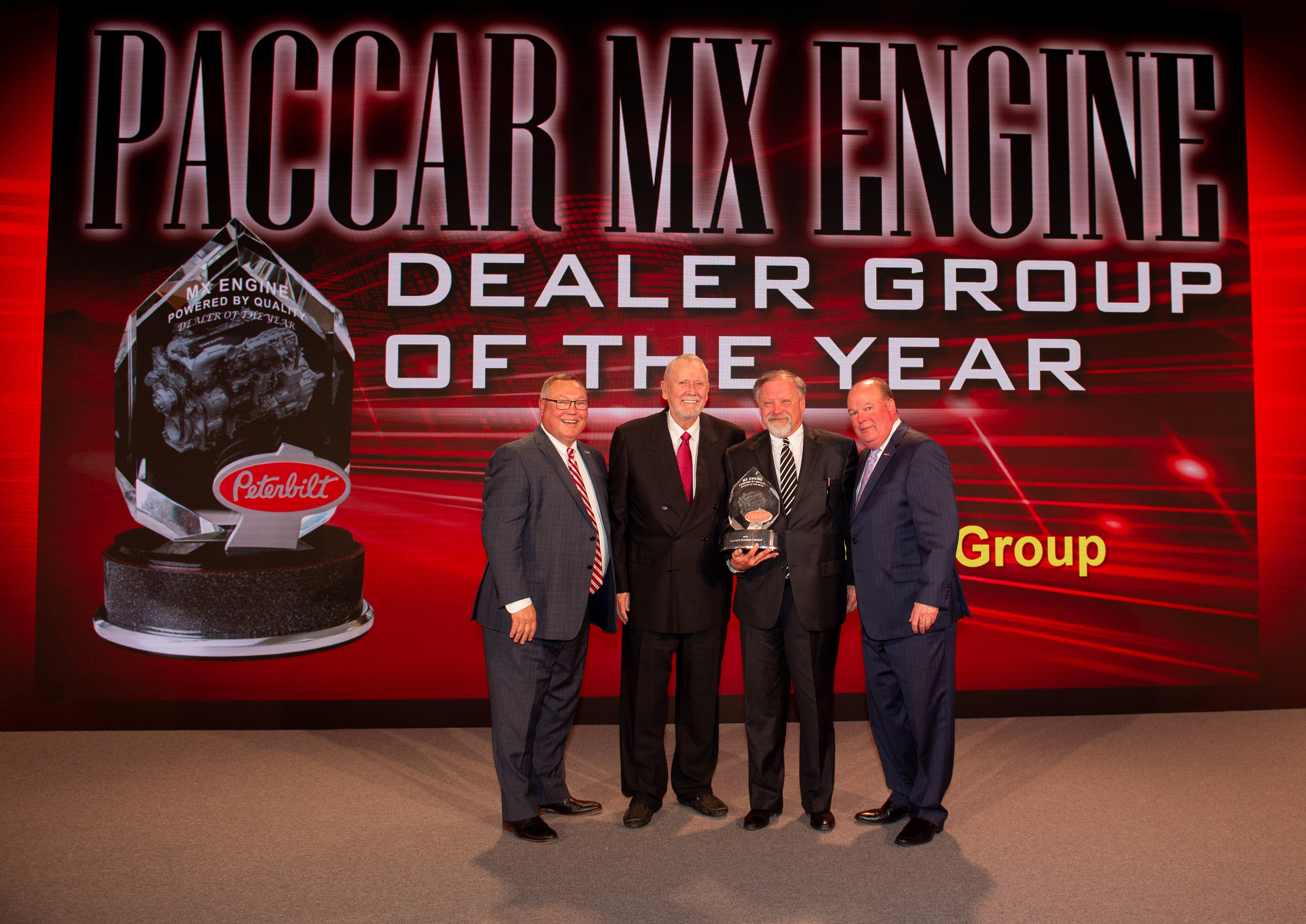 MX Engine Dealer of the Year: Allstate Peterbilt Group