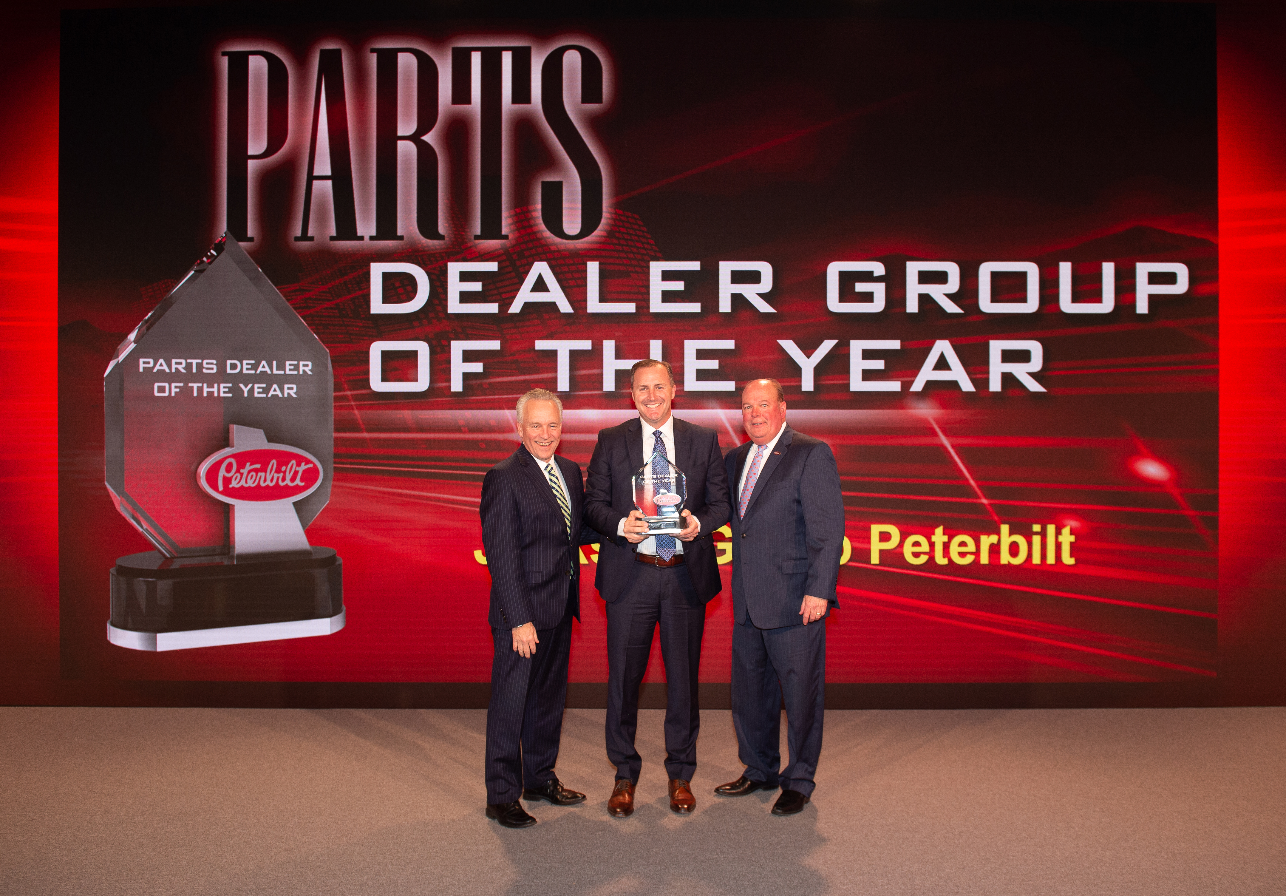 Parts Dealer of the Year: Jackson Group Peterbilt