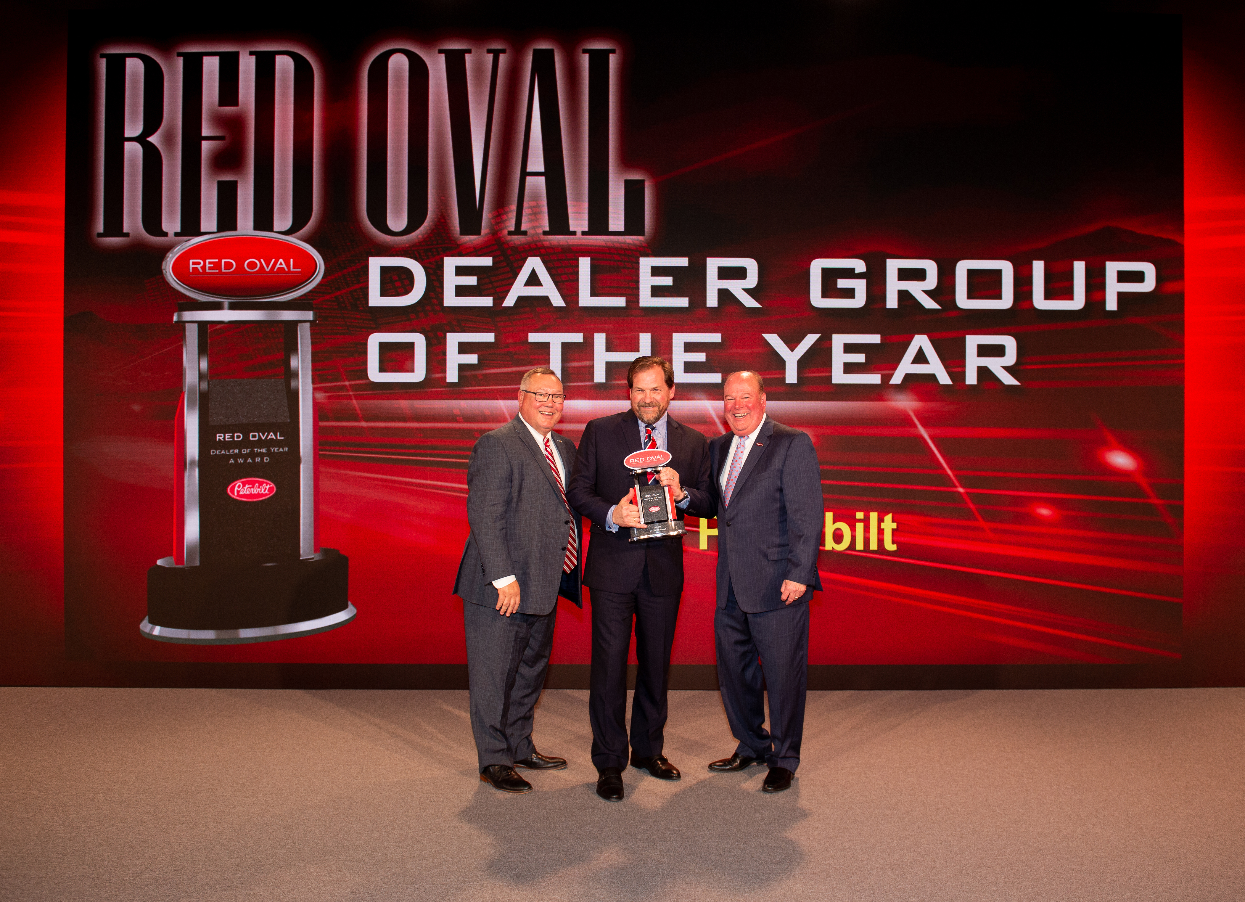 Red Oval Dealer of the Year: JX Peterbilt