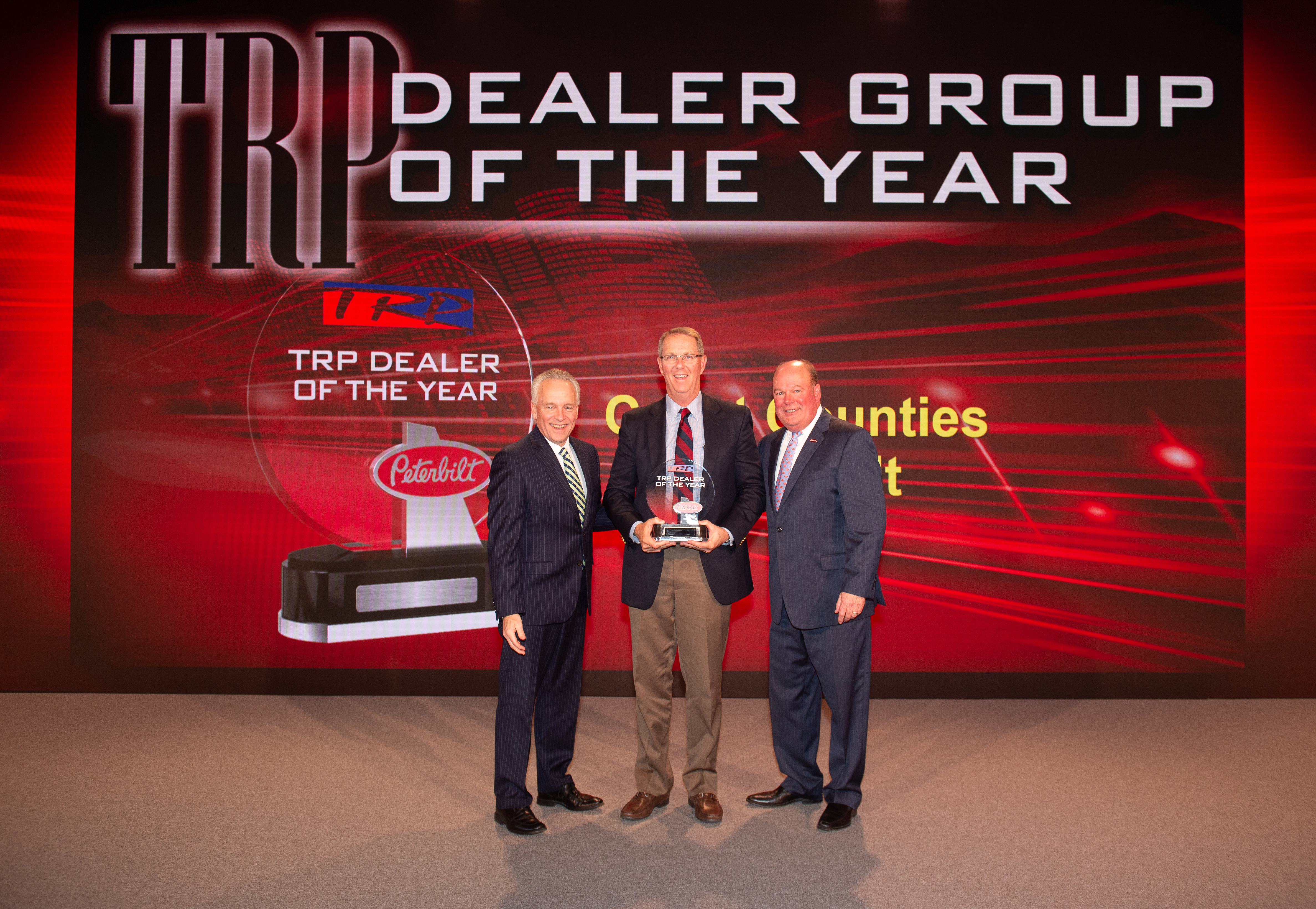 TRP Dealer of the Year: Coast Counties Peterbilt