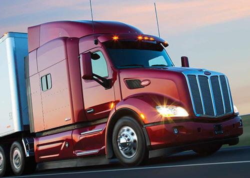 Explore the Peterbilt Image Library